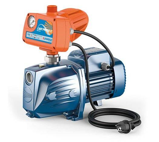 Vízszivattyú áramláskapcsolóval szerelve