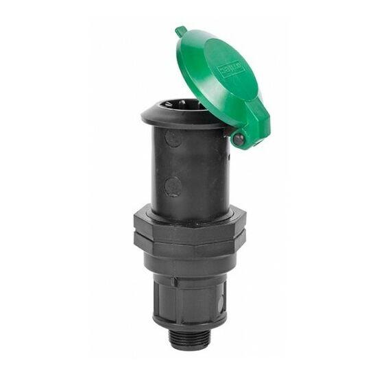 Vízkonnektor műanyag 3/4 (IVIDS025#50)