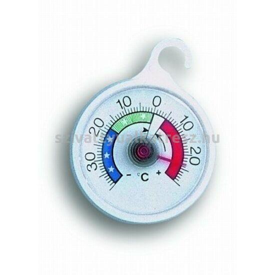 Hűtőhőmérő, kör alakú