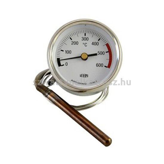 Kapilláris kemence hőmérő 0-600C°