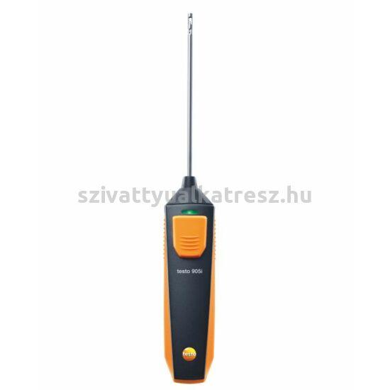 Testo levegő hőmérsékletmérő