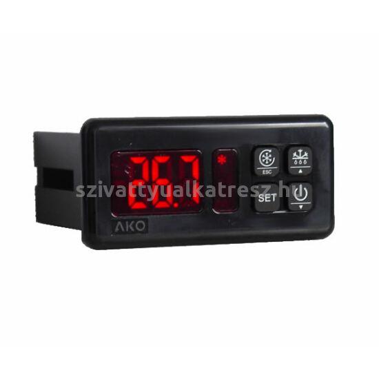Hőmérséklet szabályzó AKO 14112, -50+99 Celsius fok