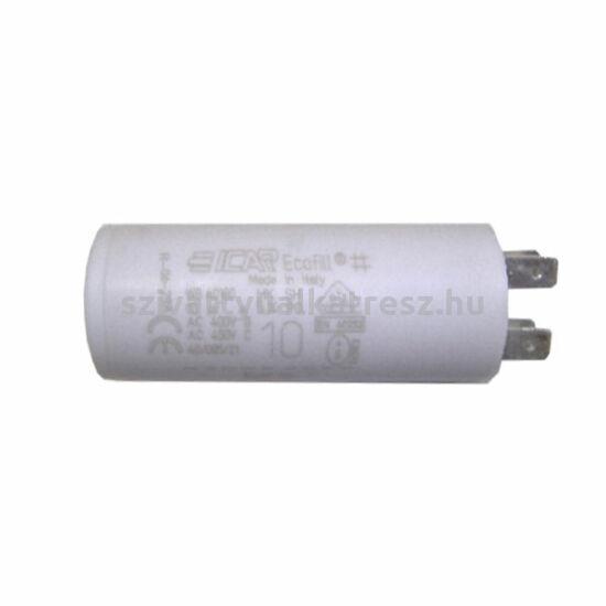 Kondenzátor 10µF, 1CX szivattyúhoz Pedrollo