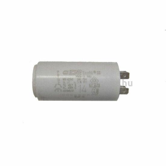 Kondenzátor 14µF, 1AX szivattyúhoz Pedrollo